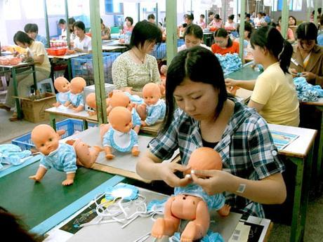 Making Toys in China