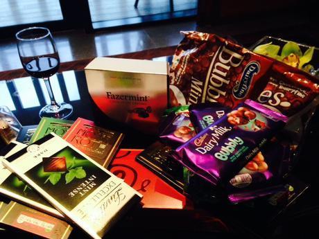 Buying Chocolate in China