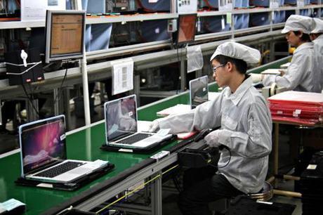 China production