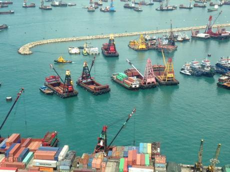 Shipping Containers Hong Kong