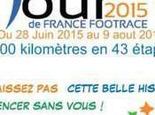 Tour France Footrace 2015