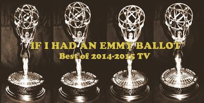My Emmy Ballot: Guest Actor & Actress (Drama)