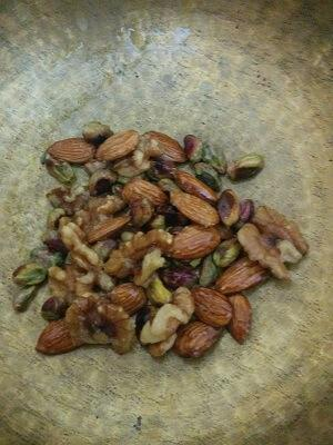 Dry Fruits Laddu Recipe for Toddlers and Kids