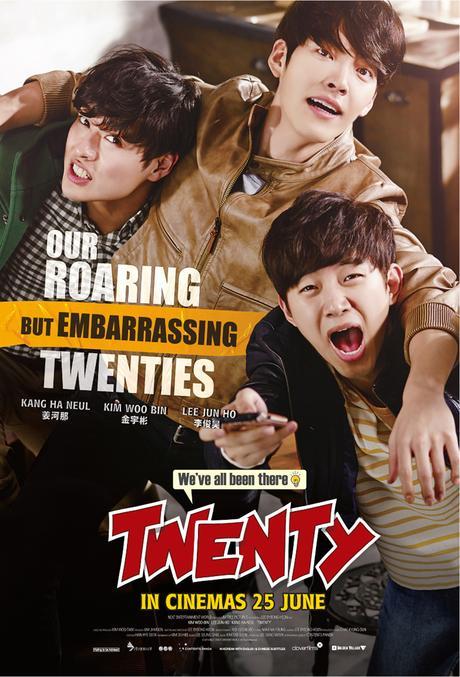 Drama Korea 20 Years Old (2014) Subtitle Indonesia