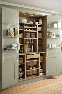 Different Kinds of Kitchen Cupboards - Paperblog