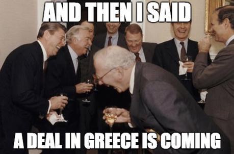 Monday Market Meltdown – Greece is so Bad we're Ignoring China!