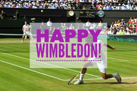 Happy Wimbledon!
