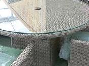 Colours Styles Four Seater Rattan Dining Sets Available!