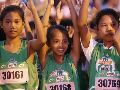 39th MILO Marathon Dagupan