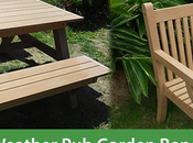 Beer Garden Furniture