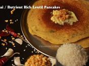 Adai Recipe/ Nutrient Rich Lentil Pancakes