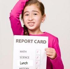 Grading lunch