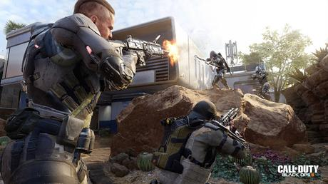 The story of Black Ops 3 is so big, that it has an in-game wiki