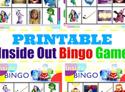 Printable Inside Bingo Game
