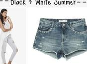 Black White Summer Outfit Inspiration