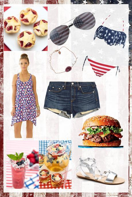 Cute 4th of July outfits and recipes