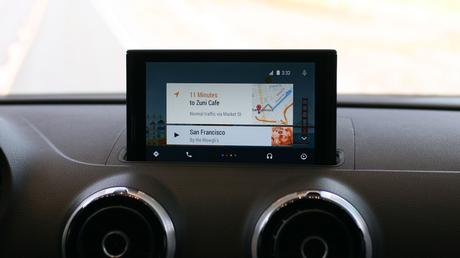 Google's Android Auto