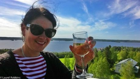 Finnish food Hermanni Winery in Ilomantsi