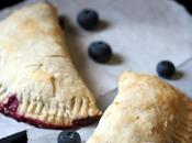 Vegan Blueberry Handpies with Coconut Crust