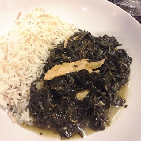 Mloukhieh Recipe | From My Kitchen