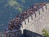 Third Great Wall China Disappears