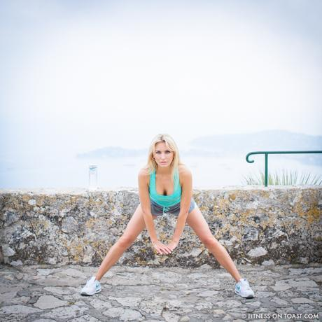 Fitness On Toast Faya Blog Girl healthy Workout Benefits of Stretching Hennes HM Brita Water Hydration Why to Lengthen Muscle_-9