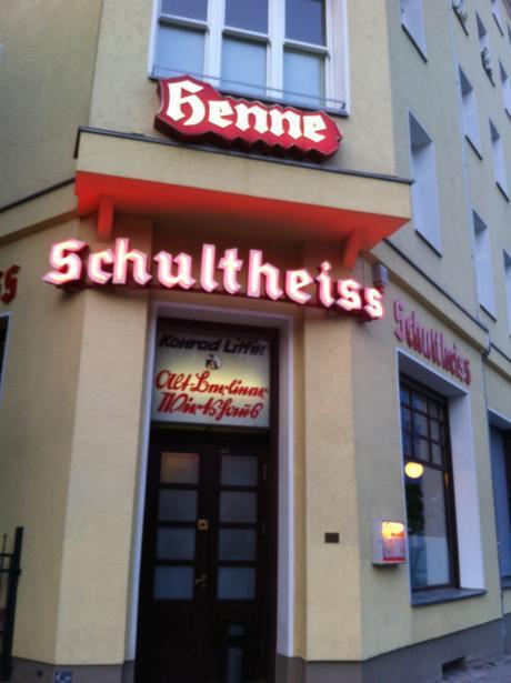 henne berlin chicken food drink glasgow foodie