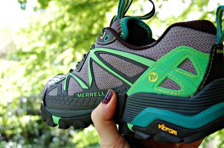 Merrell walking shoes Capra Sporty over Forty