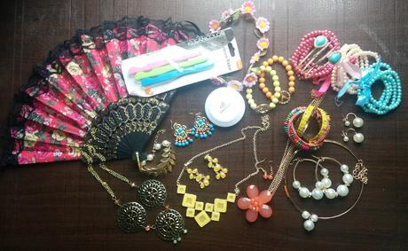 Pretty #accessories in my closet from #ShopMissA