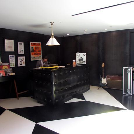 The Verb Boston Boutique Hotel Lobby Desk