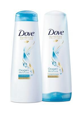 Dove Oxygen Moisture Range - Product, Price and Pictures