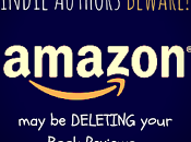 Amazon Deleting Your Book Reviews!