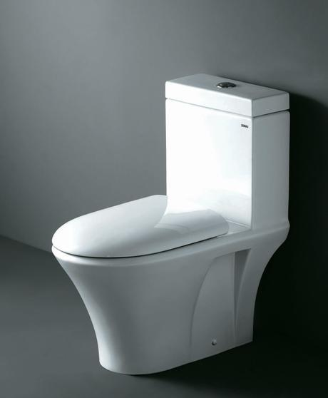 pax white dual flush european toilet water saving efficient bathroom modern design