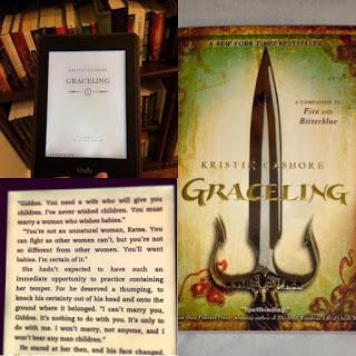 Review - Graceling (Graceling #1) by Kristin Cashore