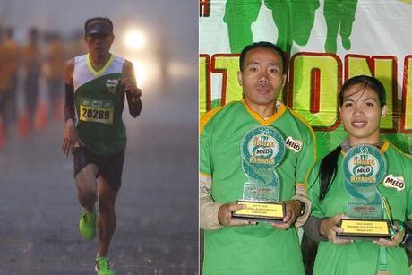 39th MILO Marathon Baguio