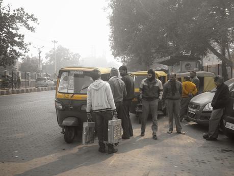 The Chaos of Delhi