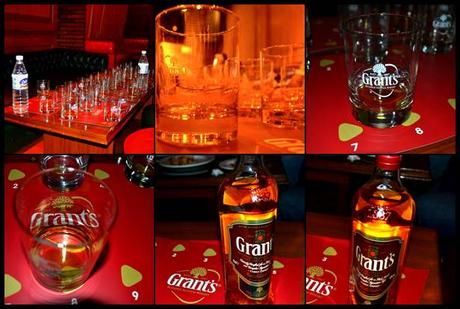 Grant's Family Reserve Blended Scotch Whisky –  Tasting Session at the Warehouse cafe