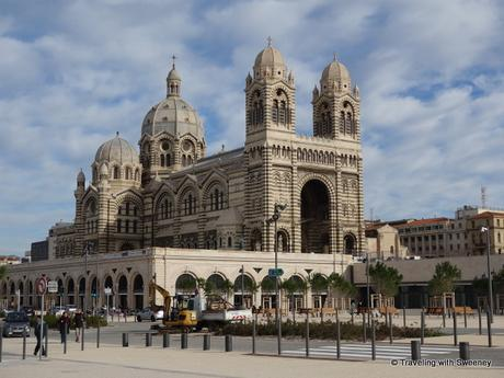 La Major Cathédrale, Marseille