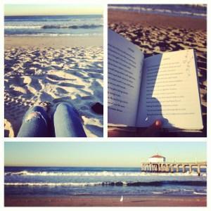 Peaceful at Manhattan Beach
