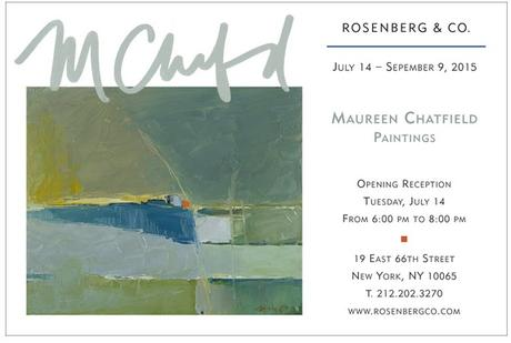 Rosenberg & CO. Presents Maureen Chatfield