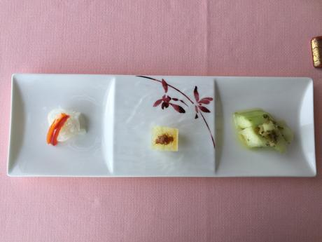 Dine at Sense Cantonese restaurant at the Mandarin Oriental Hotel Tokyo