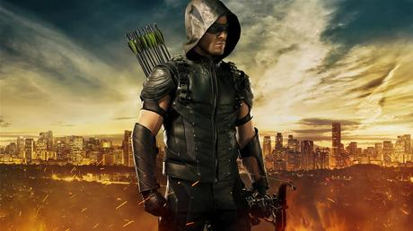 """FIRST LOOK: STEPHEN AMELL'S NEW """"ARROW"""" COSTUME"""