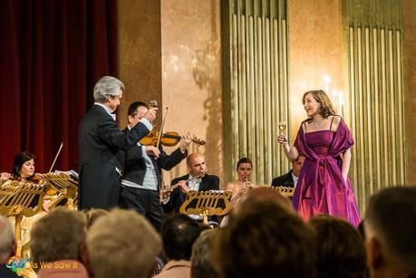 Vienna classical concert excursion on Viking cruise lines