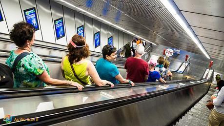 Using the Metro in Vienna