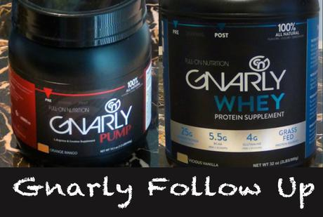 Gnarly Whey Gnarly Pump Review