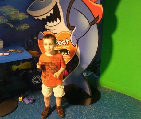 our visit to sea life aquarium grapevine tx