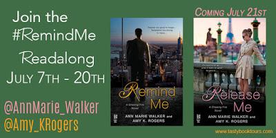 Teaser Tuesday!  Release Me by Ann Marie Walker and Amy K Rogers