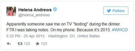 Helena Andrews tweet