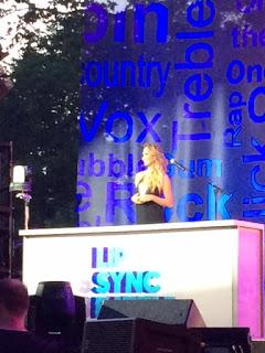 Lip Sync Battle in the Park