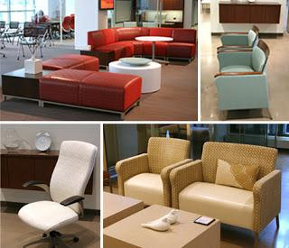 Choosing Upholstery Fabric For Office Furniture